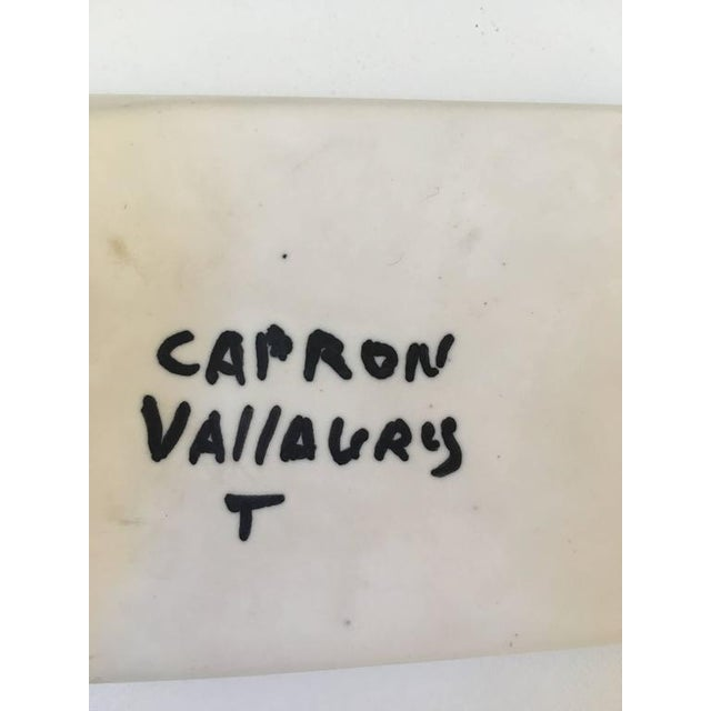 Roger Capron Signed Ceramic Dishes- Set of 2 - Image 11 of 11