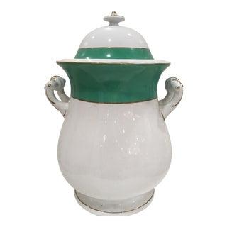 Coxon Stone China Jar