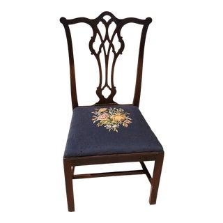 1920s Vintage Baker Side Chair For Sale