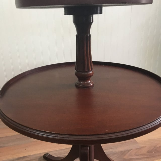 Mersman 1940s 2 Tier End Table For Image 4 Of 7