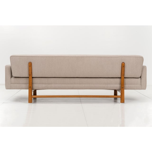 Edward Wormley Gondola Style Sofa for Dunbar For Sale In Los Angeles - Image 6 of 11