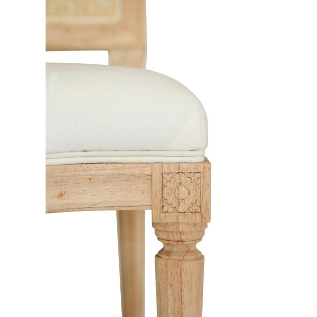 Bienville Chair With Cane For Sale - Image 4 of 9
