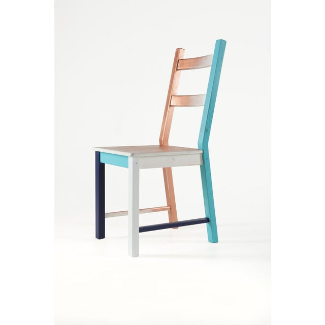 The Misplaced chair is the only piece created by Atelier MIRU that can be reproduced in multiple replicas. The paint is...