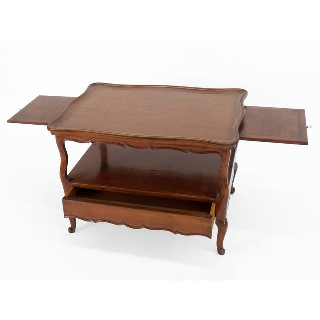 Frederick P. Victoria & Son, Inc. Syrie Maugham Model Coffee Table For Sale - Image 4 of 7