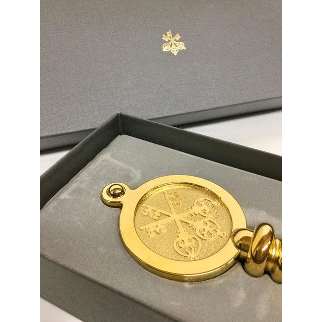 Swiss Bank Golden Key Letter Opener - Image 10 of 11