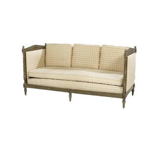 Provincial Directoire-Style Daybed For Sale