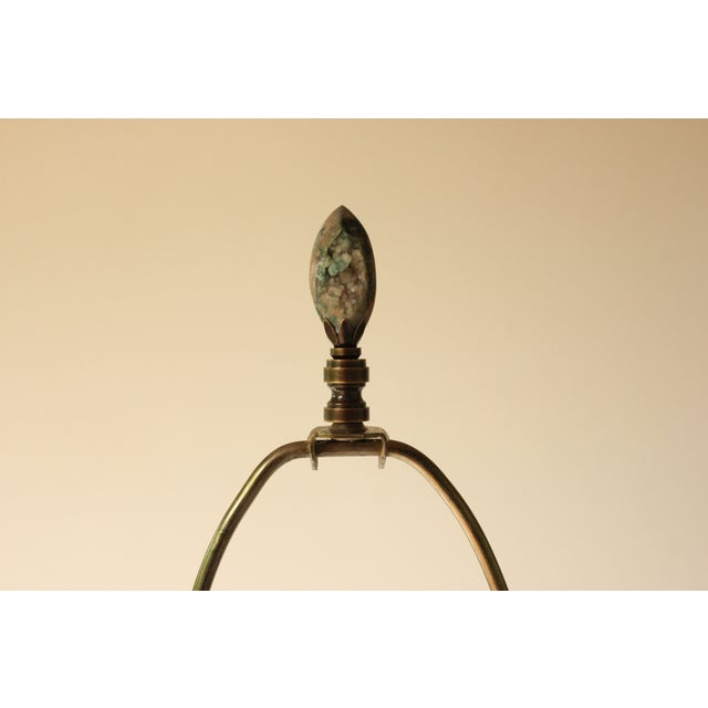 Wallpaper Roller Table Lamp - Image 5 of 7