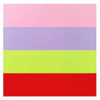 "Brent Hallard ""Lavender Strike Ii"", Painting For Sale"