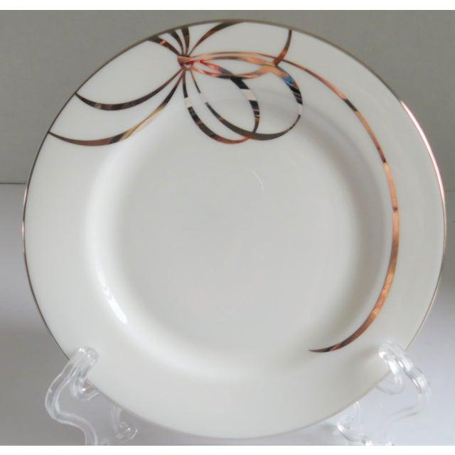 40 Piece Set - Kate Spade Lenox Belle Boulevard Porcelain Dinnerware -Service for 8 For Sale In New York - Image 6 of 13