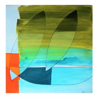 """Port II"" Painting by Julie Hansen"