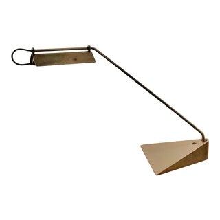 1960s Koch & Lowy Industrial Swing-Arm Desk Lamp For Sale