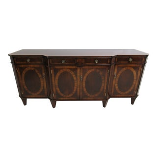 Modern Trosoy England for Council Furniture Sideboard Buffet For Sale