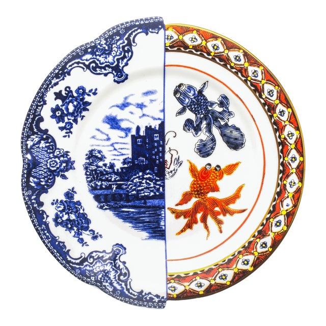 Seletti, Hybrid Isaura Dinner Plate, Ctrlzak, 2011/2016 For Sale