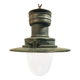 Industrial Ann Morris Station Light For Sale