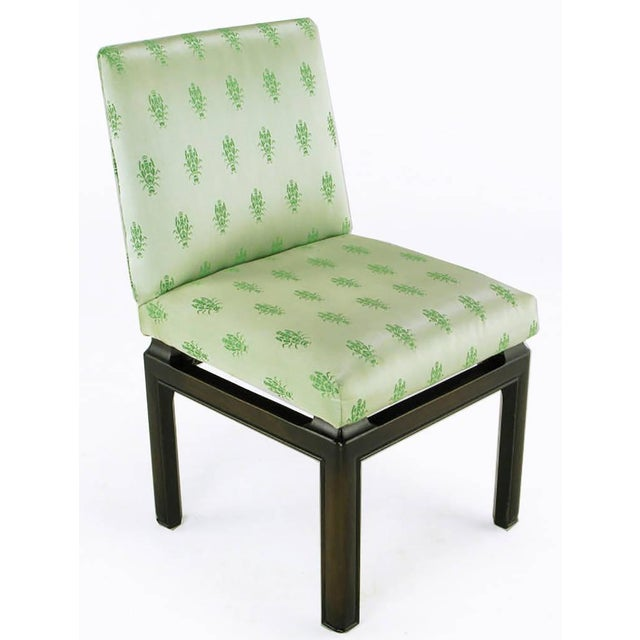 Asian Eight Baker Far East Collection Floating Dining Chairs For Sale - Image 3 of 9
