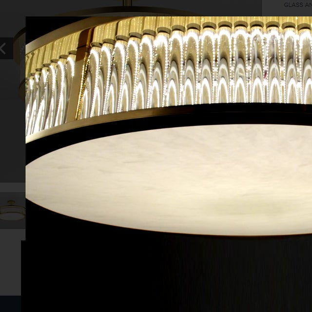Criterion Polished Brass Light - Medium For Sale - Image 4 of 5
