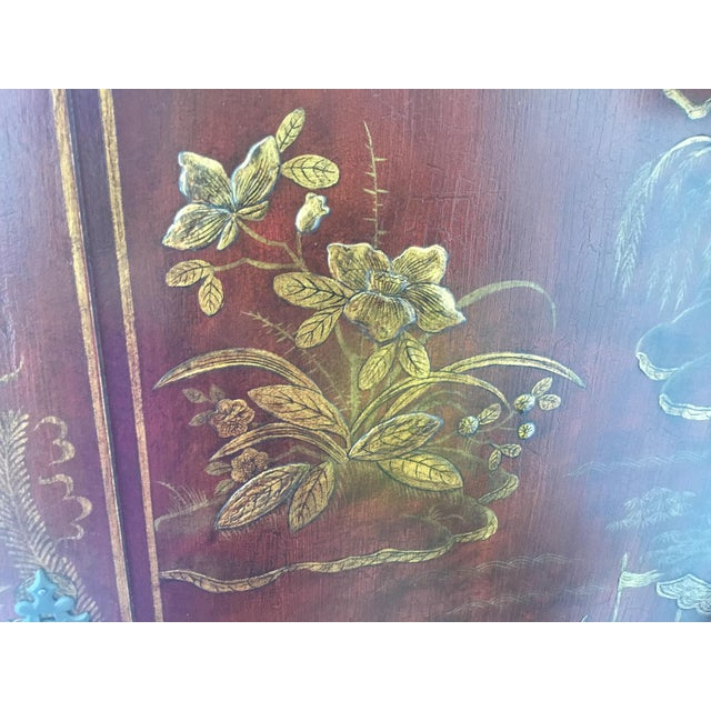 Chinoiserie Cabinet For Sale - Image 12 of 12