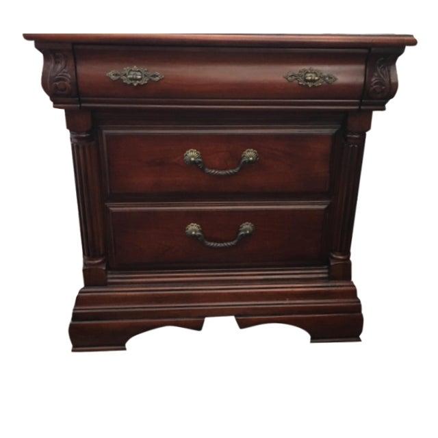Bassett Furniture Nightstand - Image 1 of 4