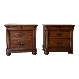 Thomasville Furniture Nightstands - A Pair