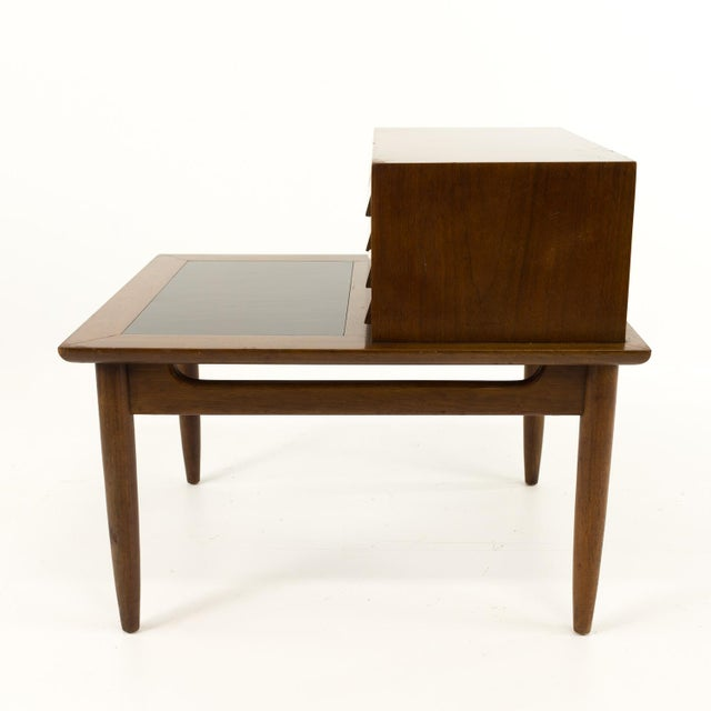 American of Martinsville Mid Century Modern Merton Gershun for American of Martinsville Nightstand For Sale - Image 4 of 10