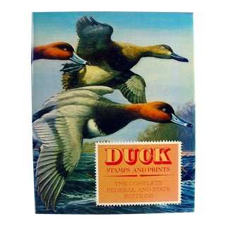 """Duck Stamps and Prints"" Book by Joe McCaddin"