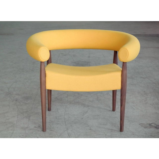 Nanna Ditzel Pair of Ring Chairs for Getama For Sale In New York - Image 6 of 13