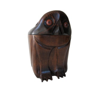 Egyptian Falcon Box by Don Shoemaker for Senal s.a. Mexico For Sale