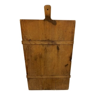 Vintage French Country Charcuterie/Bread Board For Sale