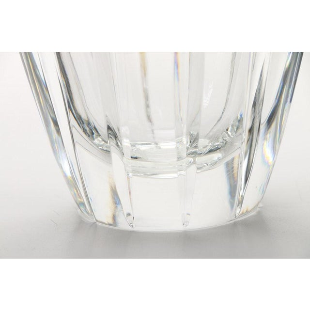 Lenox Crystal Vase And Bowl Set 2 Pc Chairish