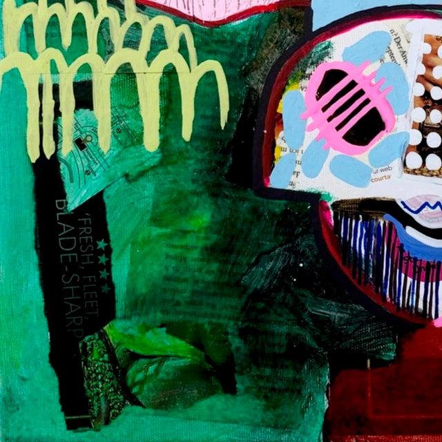 """""""Oh Julie"""" Original Artwork by Fredi Gertsch For Sale - Image 4 of 9"""