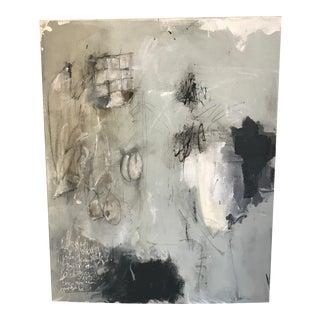 Dana Adams Original Abstract Painting For Sale