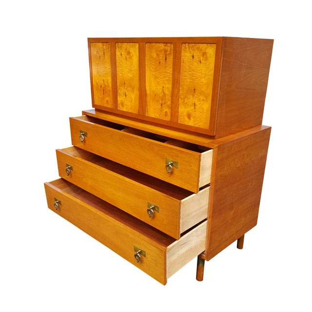 1960's Red Lion Mid-Century Modern Dresser For Sale - Image 5 of 10