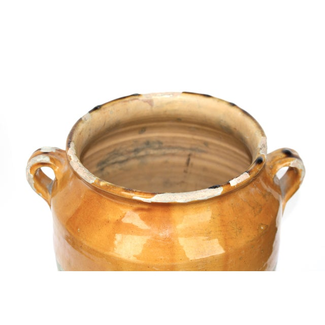 French Provence Terracotta Confit Pot - Image 4 of 6