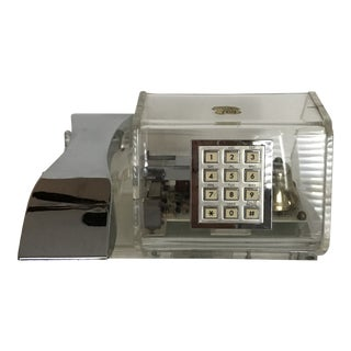 1980's Lucite Phone For Sale