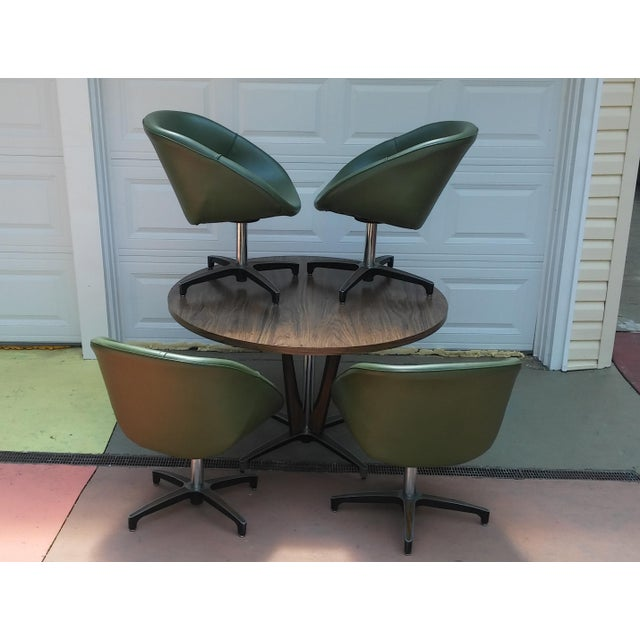 Chromcraft Mid Century Dining Set - Image 2 of 10