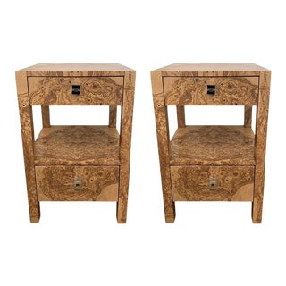 Night Tables - a Pair For Sale