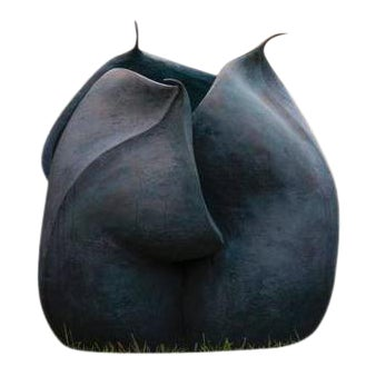 Helleborus Niger Seed Pod by Anne Curry MRBS - Image 1 of 10