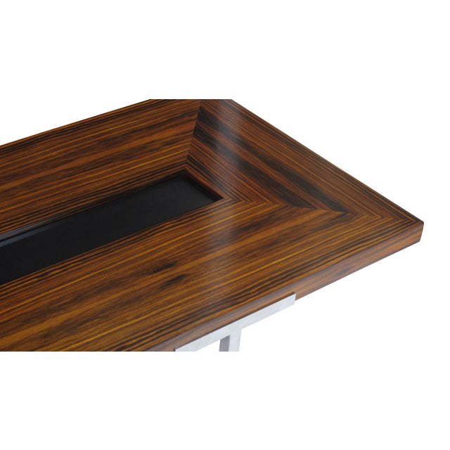 Santos Rosewood Coffee Table For Sale - Image 11 of 11