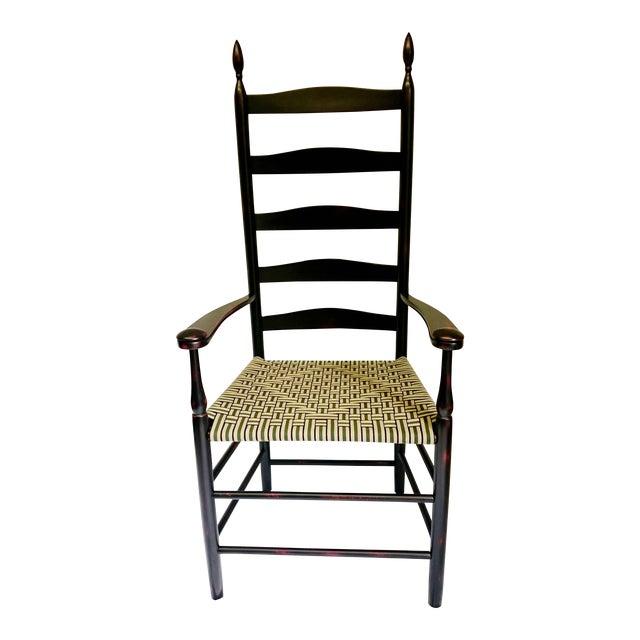 Reproduction Shaker Elder's Chair For Sale