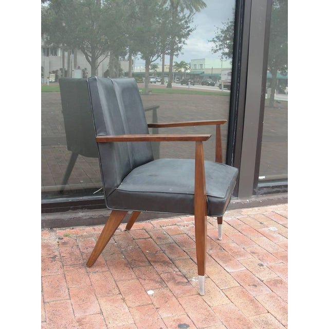 Rare and Perfect Design Desk Chair - Image 3 of 4