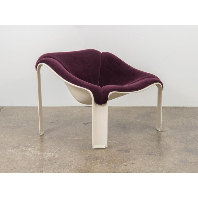 Pierre Paulin F300 Lounge Chair For Sale - Image 11 of 11