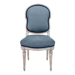 Plater Model Louis XVI Style Side Chair