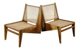 Image of Teak Lounge Chairs