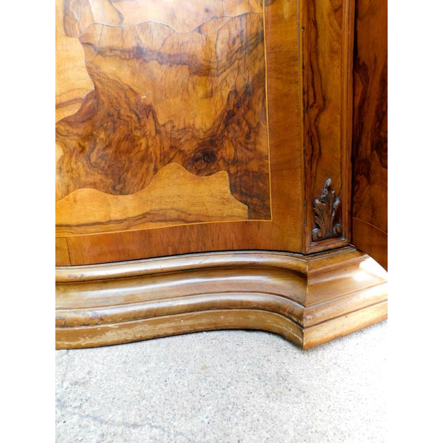 1920s French Oakwood Hutch For Sale - Image 4 of 13