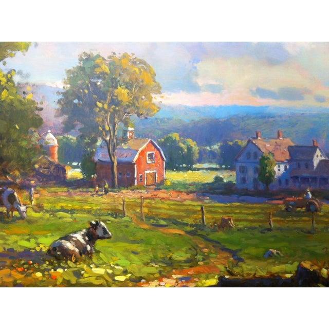 John C. Traynor, New England Farm, 1991 For Sale - Image 9 of 9