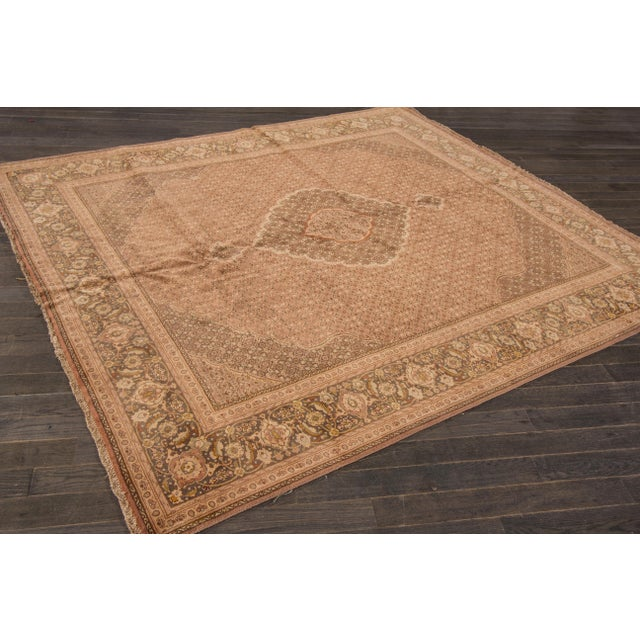 "This beautiful hand-knotted design rug will make your floor look splendid. This collection is made in wool. Measures: 6'8""..."