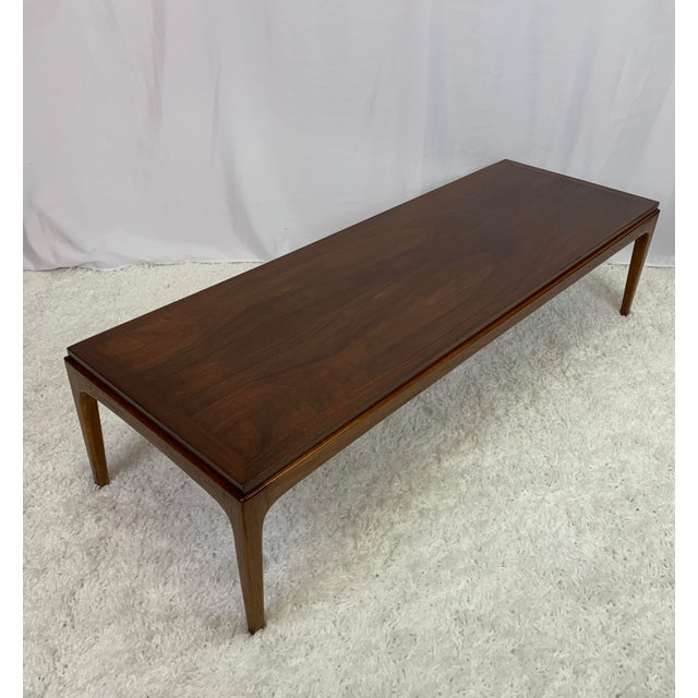 1950s Mid-Century Modern Lane Rhythm Coffee Table For Sale In Charlotte - Image 6 of 12