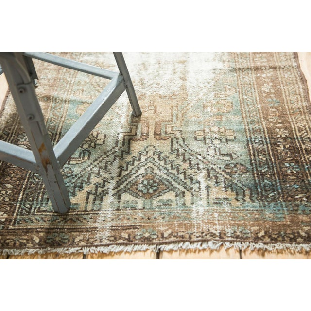 "Vintage Malayer Rug Runner - 2'6"" x 8'7"" - Image 8 of 9"