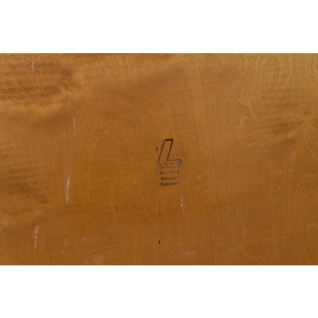 Peter Lovig Nielsen Rosewood Cabinet For Sale In New York - Image 6 of 7