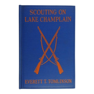 Scouting on Lake Champlain Book